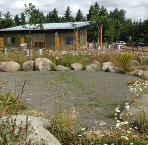 Powell Butte Nature Park - Visitor Center