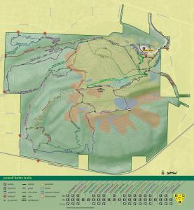 Map of PBNP